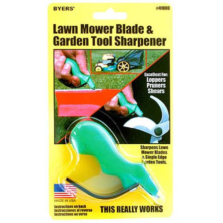 Creative Homeowner 41000 Lawn Mower & Garden Tool Sharpener