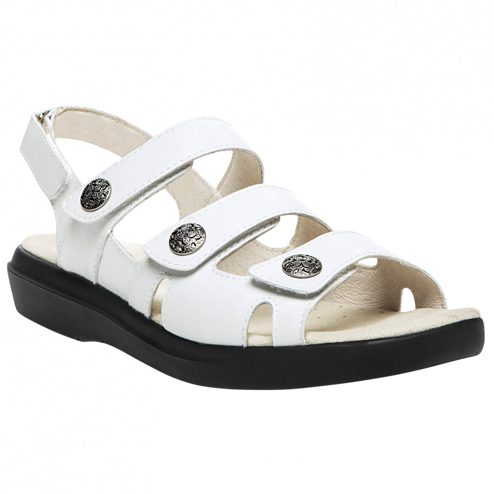 Propet Bahama Sandals Women's White by Propet