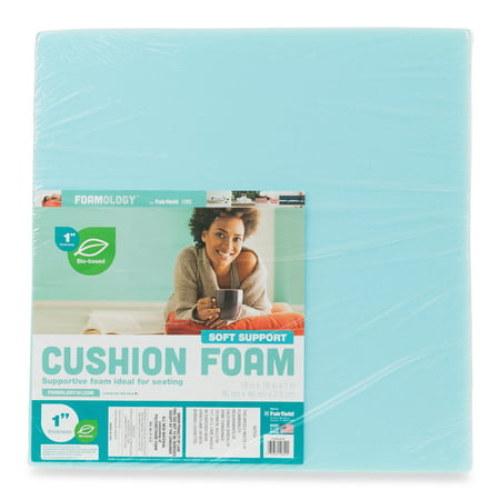 Soft Support Cushion Foam Available in Multiple Sizes
