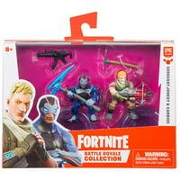 "Fortnite Battle Royale Collection Sergeant Jonesy & Carbide Set of 2 Action Figures - 2"""