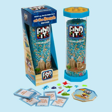 Find-It® At The Beach - Beach Themed Games