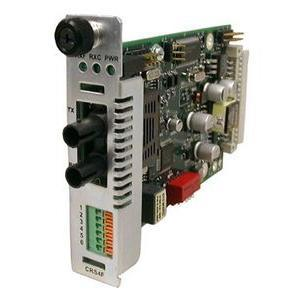 RS485 RPLC TERMINAL BLOCK TO 1310NM SMF SC 20KM MEDIA CONVERTER