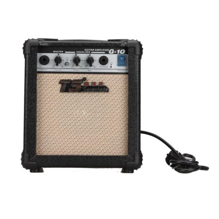 Ktaxon GT-10W Guitar Amplifier Electric Guitar Amp Accoustic Guitar Pickup Amp 10 Watts