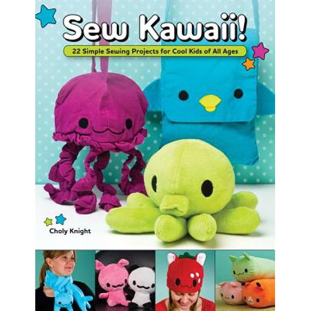 Cool Halloween Projects (Sew Kawaii! : 22 Simple Sewing Projects for Cool Kids of All)