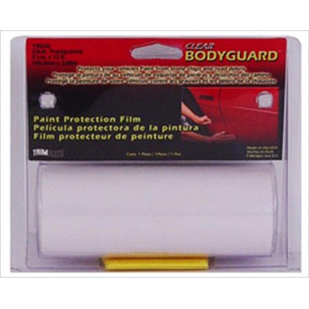 Trimbrite T9020 Body Guard, 5-7, 8 in. x 12 ft. Clear Film Kit - image 2 of 2