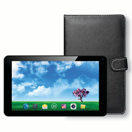 9 Android Tablet & Keybaord Case Bundle