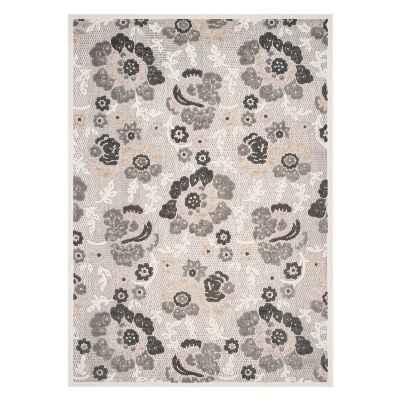 Safavieh Cottage Savannah Floral Indoor Outdoor Area Rug