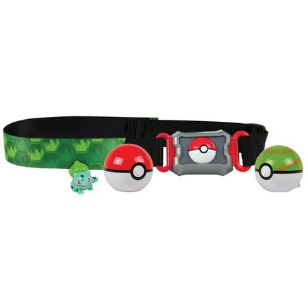 TOMY Pokemon Clip N Carry Belt, Grass Type