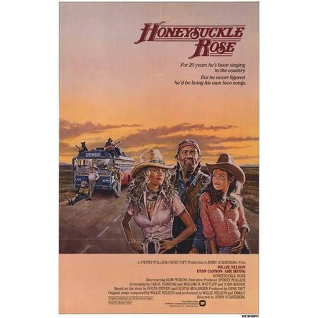 Honeysuckle Rose (1980) 11x17 Movie Poster - Halloween 1980 Trailer