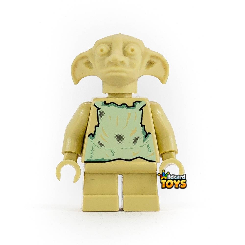 LEGO Harry Potter: Dobby Elf - Tan Minifigure