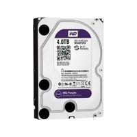 "Western Digital Purple 4TB 3.5"" Surveillance Hard Drive"
