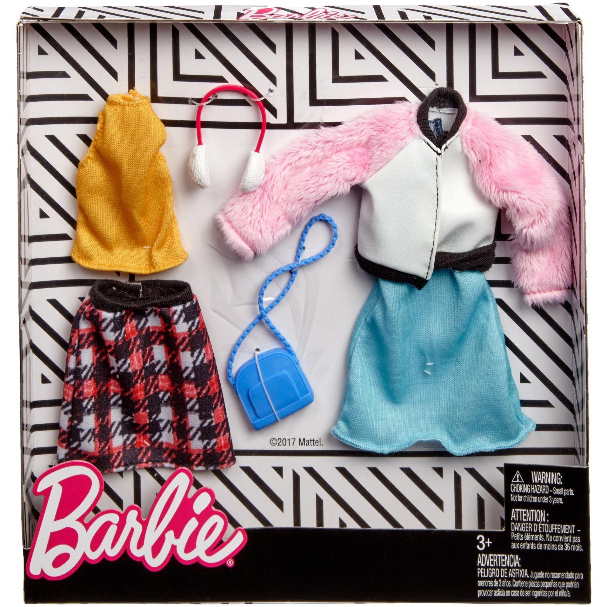 Barbie Winter Fashion 2 Pack by Mattel