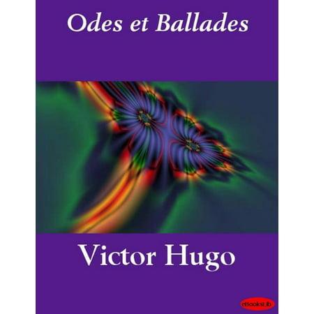 Odes et Ballades - eBook