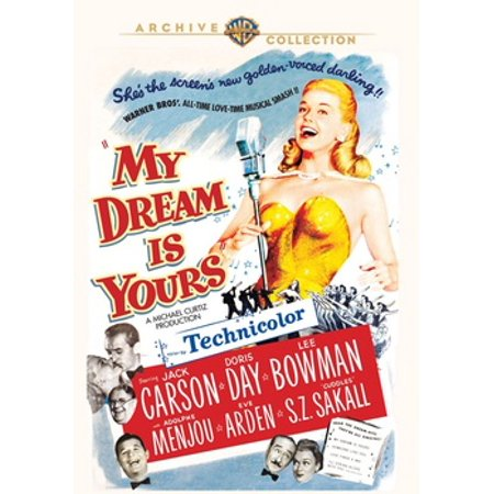 Die My Dreams (My Dream Is Yours (DVD) )