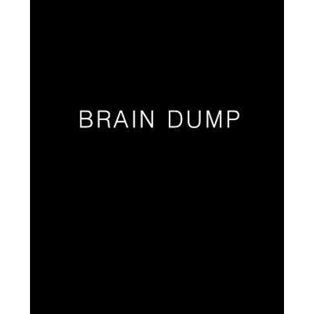 Brain Dump Journal (Blank/Lined)