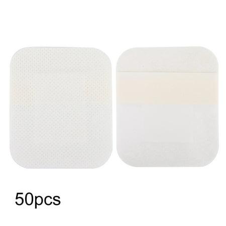 Greensen 50pcs / pack Patch bandage stérile médical pansement respirant imperméable, pansement, patch, patch imperméable - image 1 de 8
