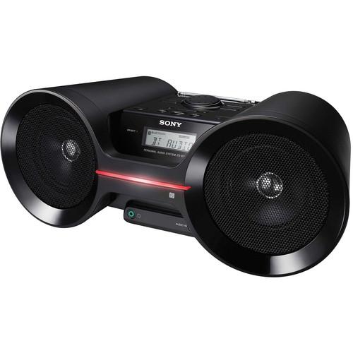 Sony Portable Bluetooth Wireless AM/FM Mega Bass Stereo Boombox