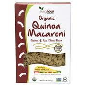 (6 Pack) NOW Foods Quinoa Macaroni Pasta, 8 Oz