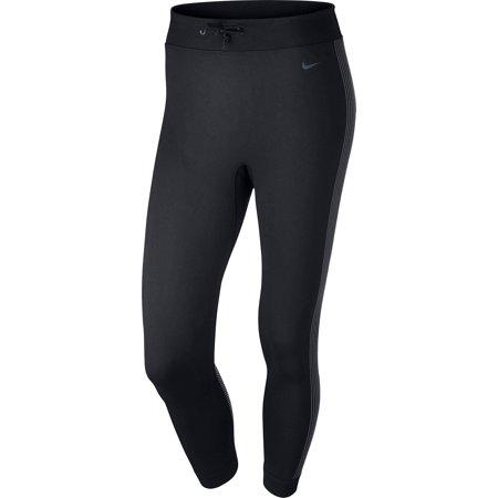 Nike Womens Dri Fit Skinny Knit Training Pants Athletic Leggings