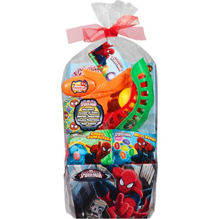 Ultimate spider man easter basket walmart ultimate spider man easter basket negle Images