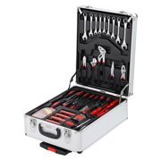 UBesGoo 1199 Piece Tool Set, General Household Hand Tool Kit, with Aluminium Box, Home Use