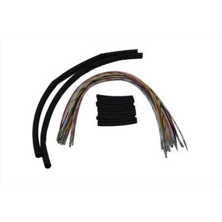handlebar wiring harness 15 extension kit for harley. Black Bedroom Furniture Sets. Home Design Ideas