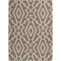BH&G 5x7-Foot Indoor/Outdoor Wandering Ikat Area Rug