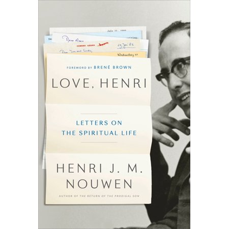Love, Henri : Letters on the Spiritual Life](Henri The Cat On Halloween)