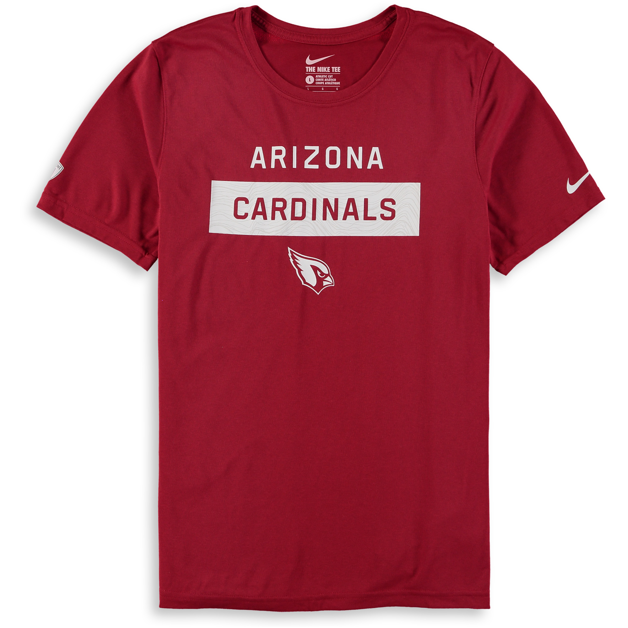 Arizona Cardinals Nike Youth Legend Lift T-Shirt - Cardinal