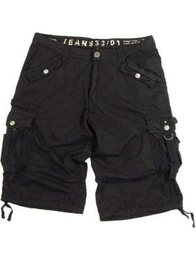8f9155c2f0 Product Image Mens Military White Cargo Shorts #1104 Size 30