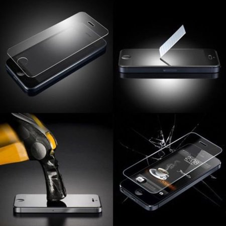 LivEditor 3x Premium JAPANESE FILM,High Definition Screen Protectors for iphone 5 5C 5S - image 4 de 7