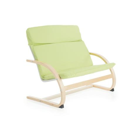 Kiddie Rocker Couch - Light Green
