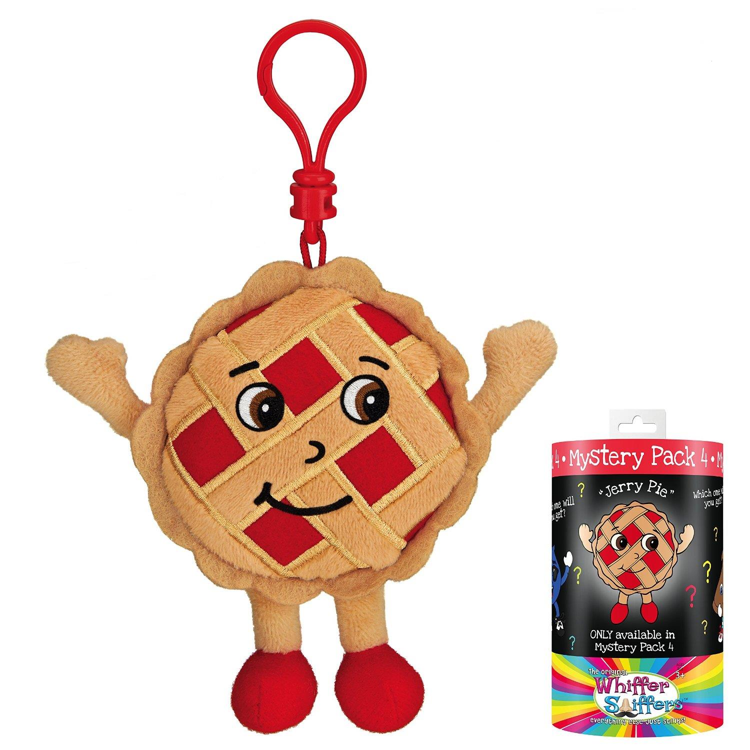 Whiffer Sniffer Mystery Pack 4 Backpack Clip