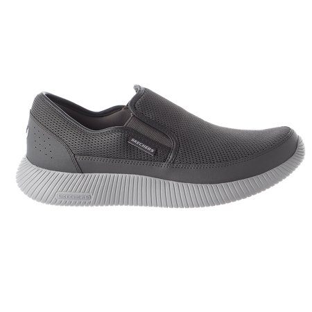 087f9092c8409 Skechers Depth Charge - Flish Shoes - Charcoal - Mens - 12 - Walmart.com