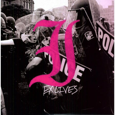 Ex Lives (Vinyl)