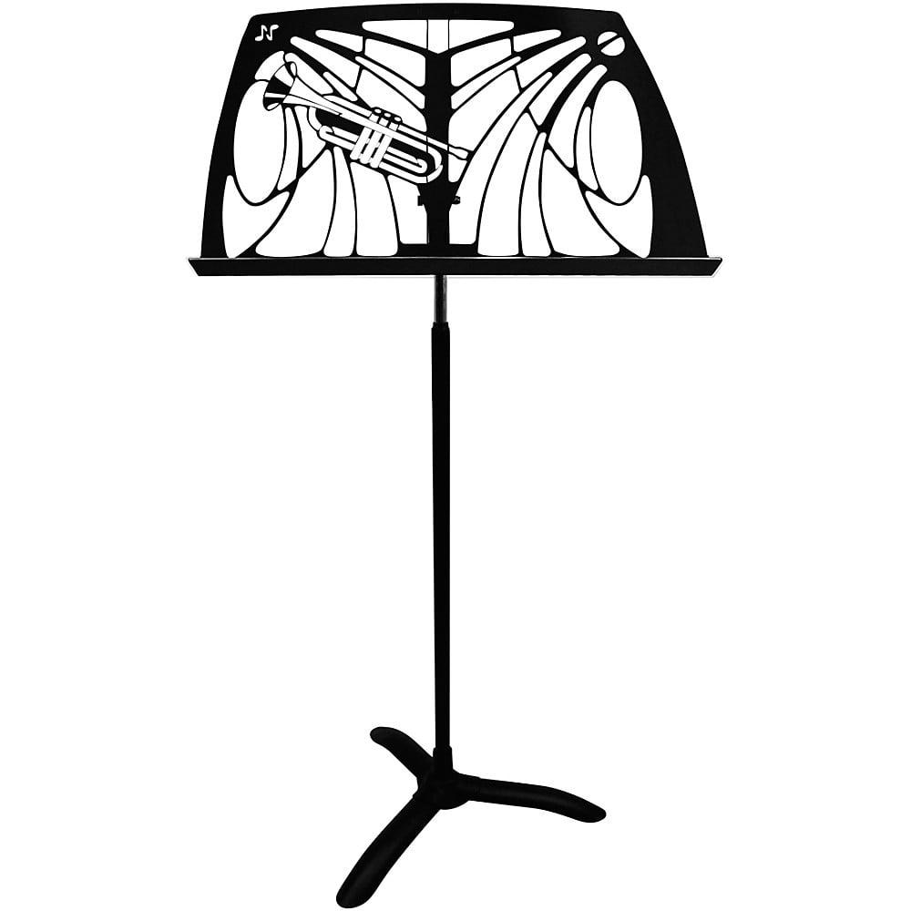 Manhasset Noteworthy Trumpet Design Music Stand
