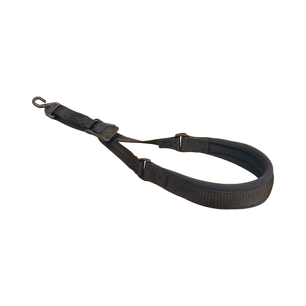 Neotech Wick-It Open Hook Sax Strap Black X-Long