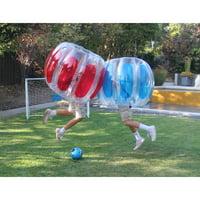 Sportspower Thunder Bubble Soccer Kids' 2pk
