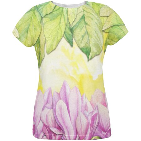 Mardi Gras French Quarter Magnolias at Sunrise All Over Womens T Shirt](Mardi Gras Fashions For This Year)