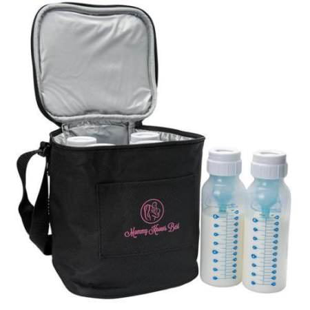 Mommy Knows Best Extra Tall Breast Milk Baby Bottle Cooler Bag For Insulated Breast milk (Best Breast Milk Enhancer)