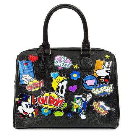 Disney Parks Mickey Mouse & Friends Comic Bag New with - Jitney Bag