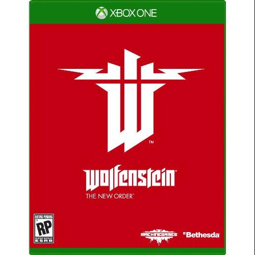 Bethesda Wolfenstein: The New Order - First Person Shooter - Xbox One (11821_2)