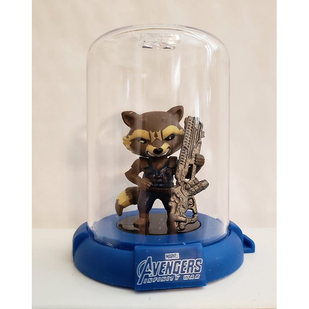 Zag Toys - Avengers Infinity Wars Mini Domez - Rocket Raccoon