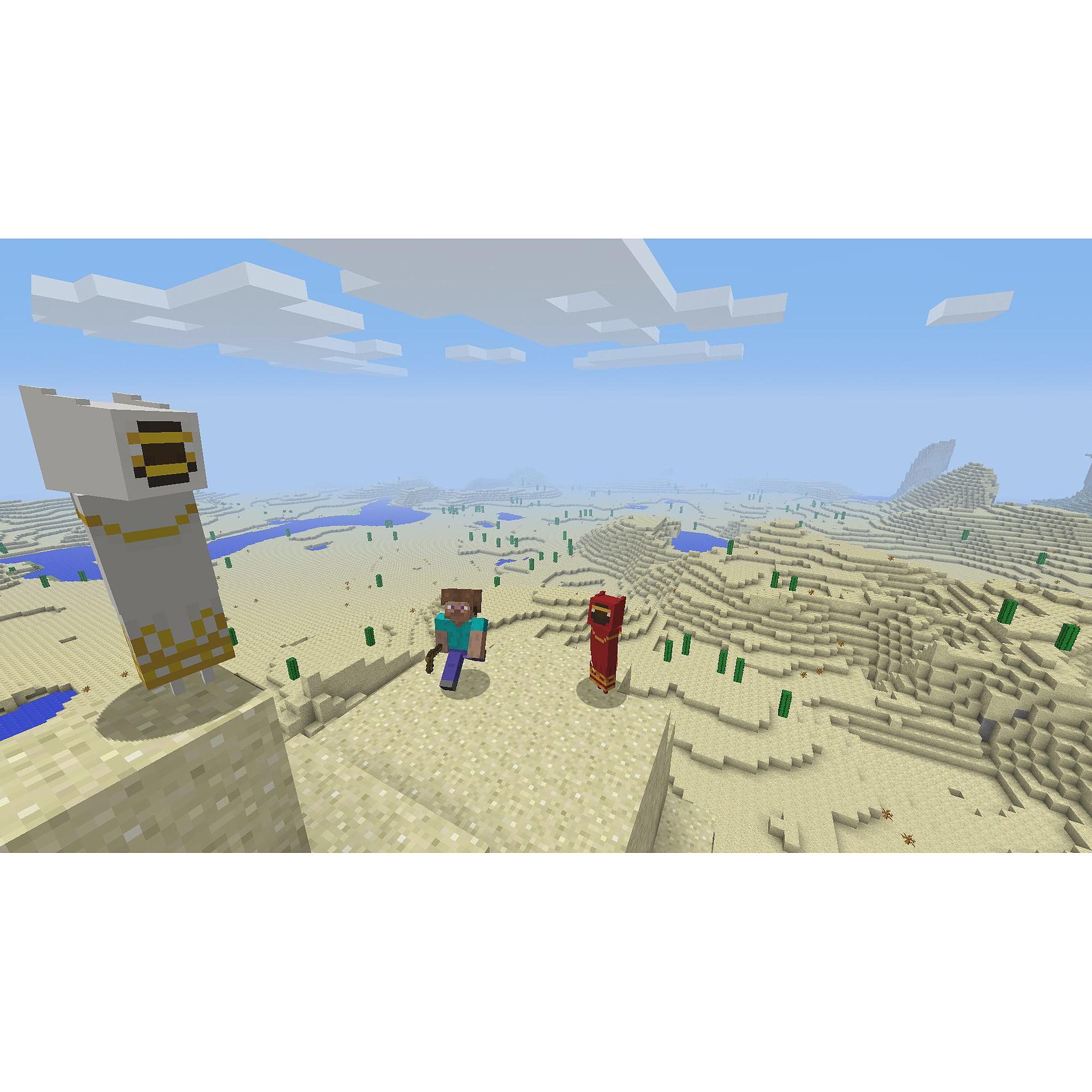 Minecraft Sony PlayStation Walmartcom - Minecraft spiele fur ps4