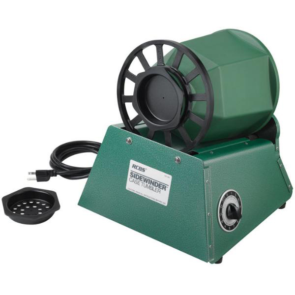 Click here to buy RCBS Reloading Sidewinder Case Tumbler 120 Volt AC 87000 by Rcbs.