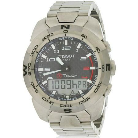 T-Touch Expert Men's Watch, T0134204420200