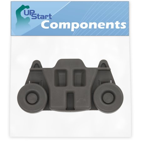 W10195416 Lower Dishwasher Wheel Replacement for Whirlpool WDF750SAYT3 Dishwasher - Compatible with W10195416V Dishwasher Wheel - UpStart Components Brand - image 4 de 4