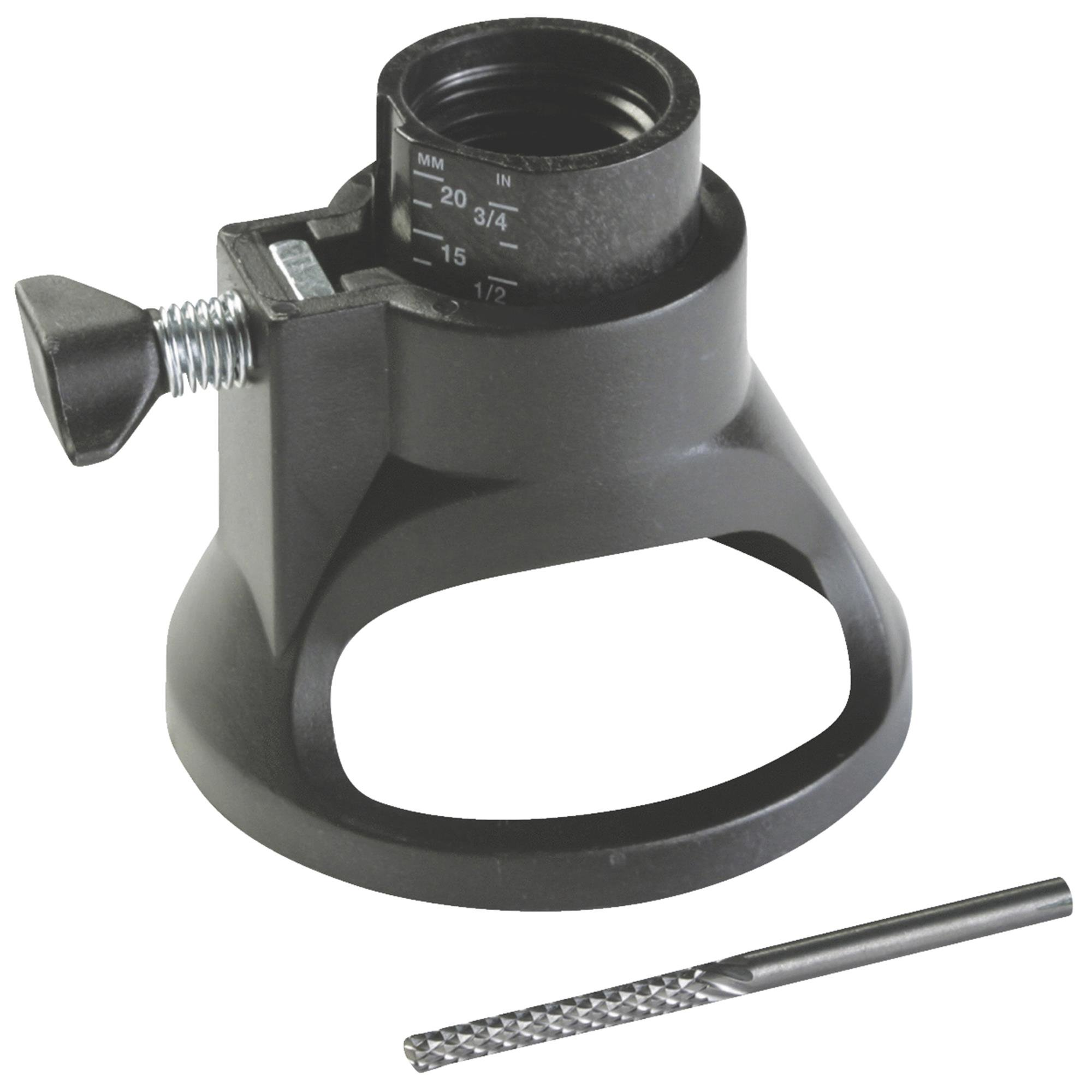 Dremel 566 Tile Cutting Attachment Kit for Rotary Tools, 2-Piece