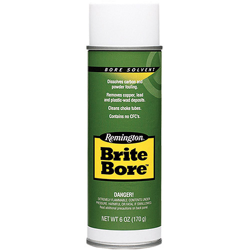 Remington Brite Bore Solvent, 6 oz Aerosol