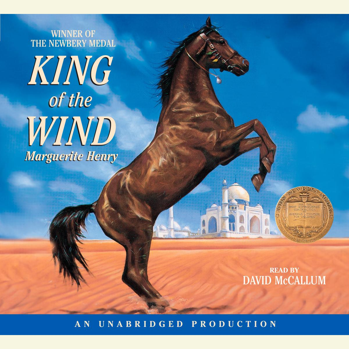 King of the Wind - Audiobook